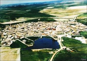 Vista de Palazuelo de Vedija