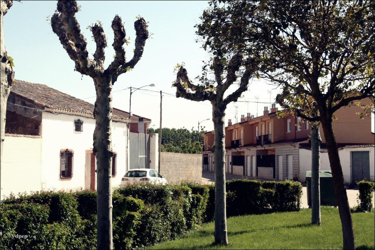 A las orillas del río Duero: Villamarciel