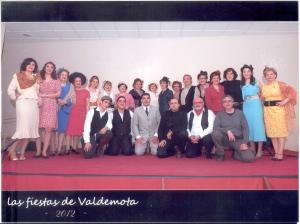 ACTORES Y DIRECTORES VALDEMOTA