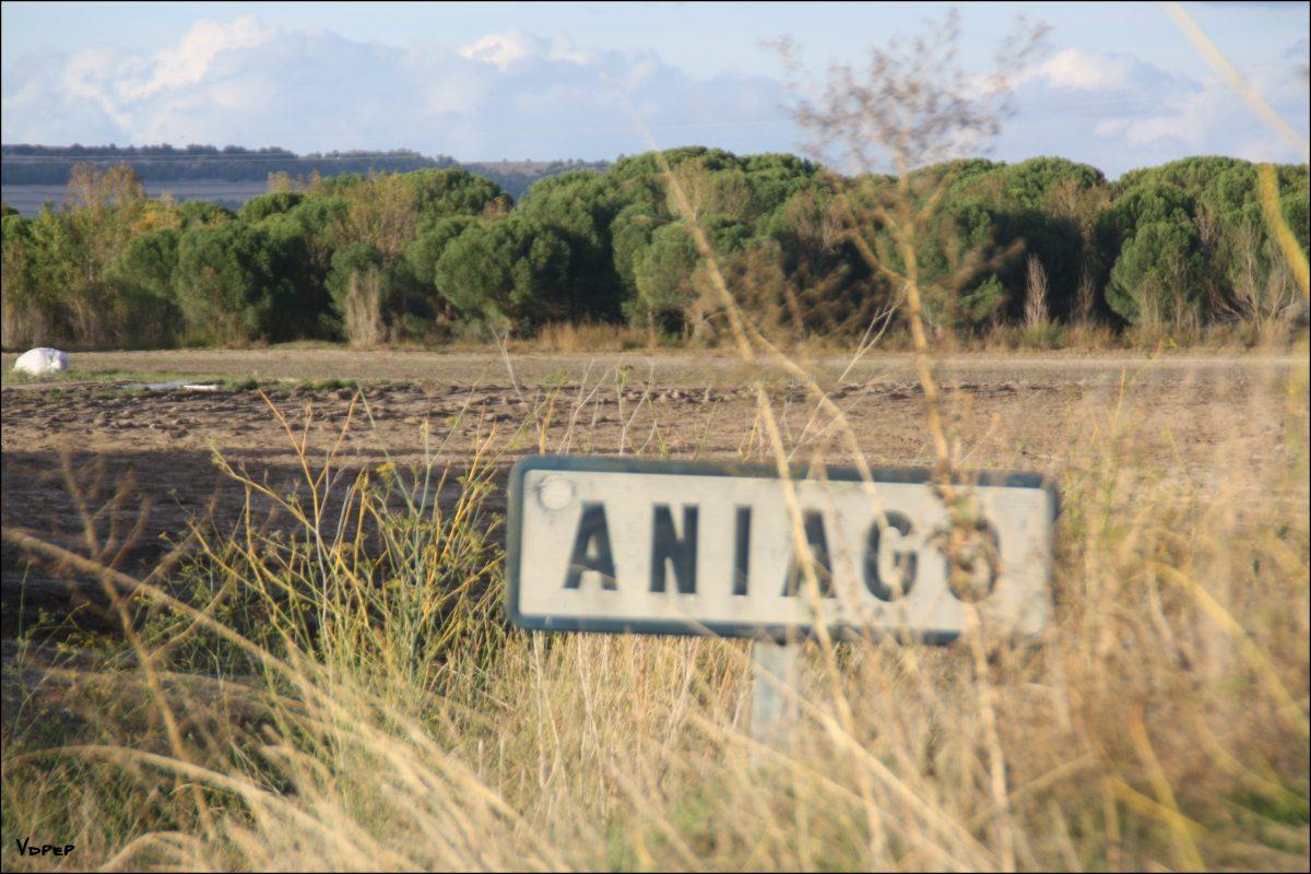 Aniago, un recuerdo en el olvido