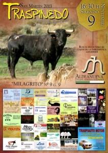 Taurinos-Traspinedo-cartel