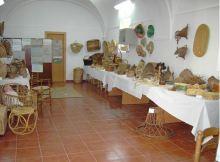 Exposición sobre la cestería 2008
