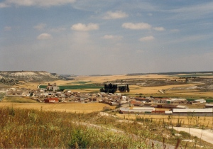Vista general de Castrillo