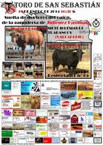 Programa Toro de San Sebastián