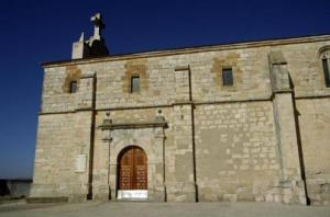 Iglesia de El Salvador. Foto: Ayuntamiento Villaco de Esgueva