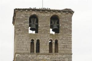 Iglesia. Foto: Ayuntamiento de San Miguel del Pino