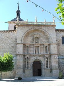 Iglesia de Nuestra Señora de la Asunción. Foto: Wikipedia