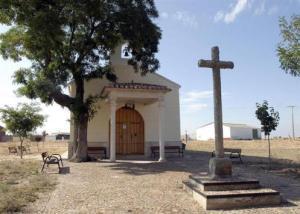 Ermita Virgen de los Remedios. Foto: Ayuntamiento de Pozaldez