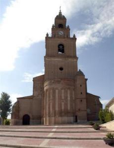 Iglesia de San Boal. Foto: Ayuntamiento de Pozaldez