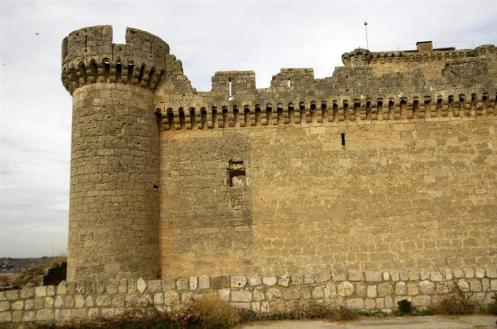 Castillo de Villafuerte. Foto: Web Villafuerte