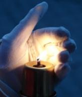 Luz en Semana Santa