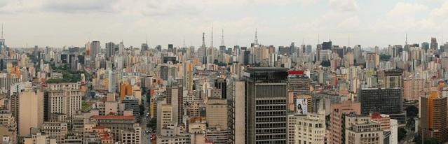 Vista de São Paulo. Fuente: Wikipedia