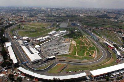 Circuito de Interlagos. Fuente: Google