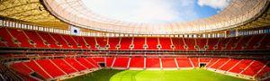 Estadio Mané Garrincha. Gracias a Wikipedia.