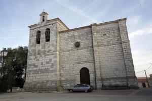 Iglesia de El Salvador. Foto: Provincia de Valladolid.