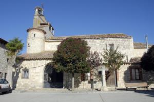 Iglesia parroquial. Foto: Ayuntamiento La Mudarra.