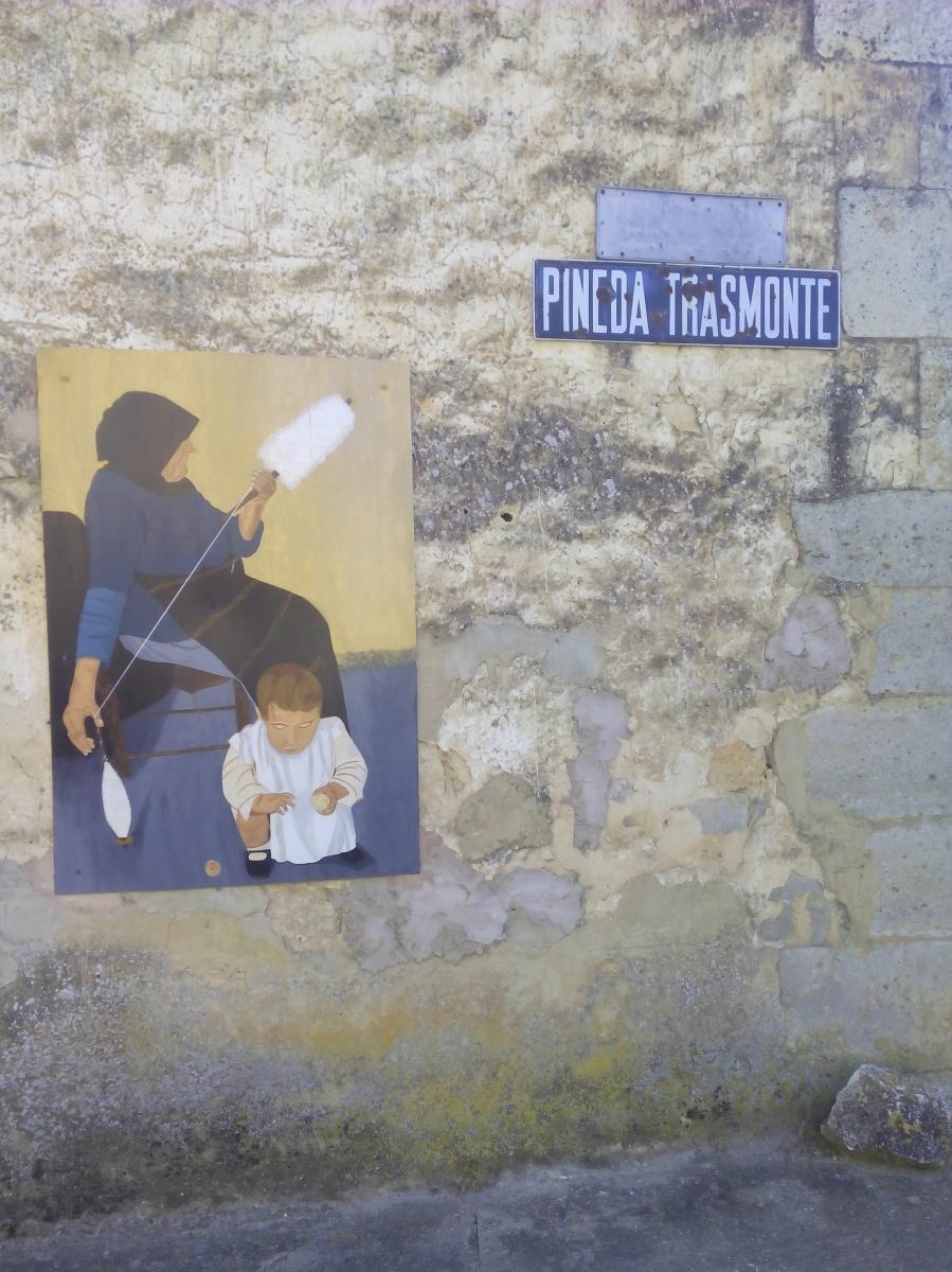 Pineda- Trasmonte, la pinacoteca burgalesa