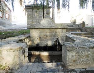Parque de la Fuente. Foto: Ayuntamiento La Mudarra.