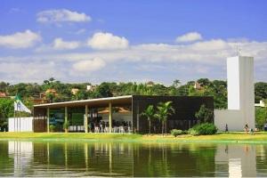 Parque Ecológico da Pampulha. Foto: Viaje a Brasil.