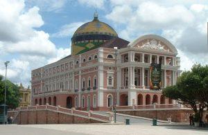 Teatro Amazonas. Foto: Wikipedia.