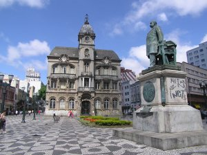Curitiba. Foto: Wikipedia.