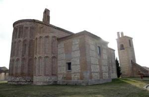 Iglesia de la Asunción. Foto: Ayuntamiento Muriel