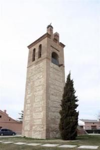 Torre Iglesia. Foto: Ayuntamiento Muriel.