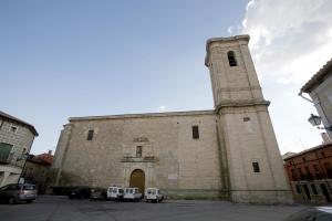 Iglesia de San Juan Bautista. Foto: Provincia de Valladolid
