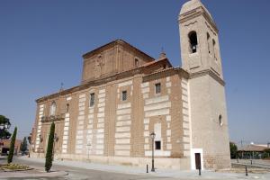 Santiago Apostol. Foto: Provincia de Valladolid
