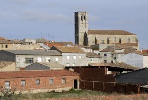Vista general del pueblo. Foto: Web Ayuntamiento Valdenebro de los Valles