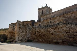 Iglesia de San Esteban. Foto: Web Provincia de Valladolid