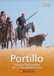 Cartel Portillo.
