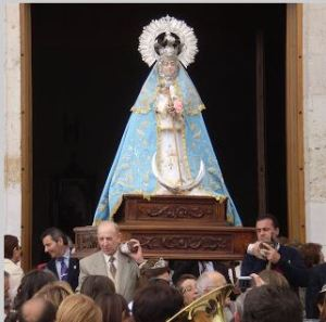 Virgen de Valdestillas. Foto: Wikipedia