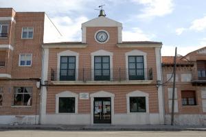 Ayuntamiento. Foto: Provincia de Valladolid