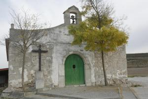 Ermita del Cristo del Humilladero. Foto: Provincia de Valladolid