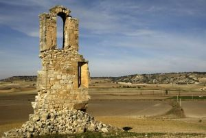 ruinas en castilla