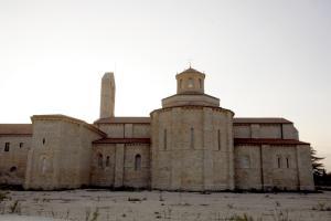 El Monasterio de San Bernardo. Foto: Provincia de Valladolid