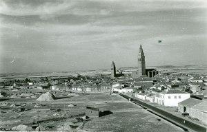 Vista del pueblo. Foto gracias a la Wikipedia.
