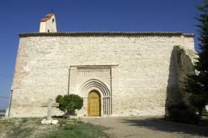Iglesia Santa Juliana. Foto: Provincia de Valladolid