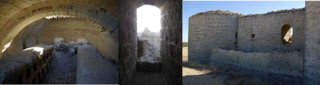 Castillo de Torremormojón