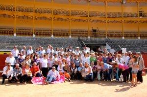 visita cultural a Aranjuez. Foto:  Asociación Villa de Aldeamayor