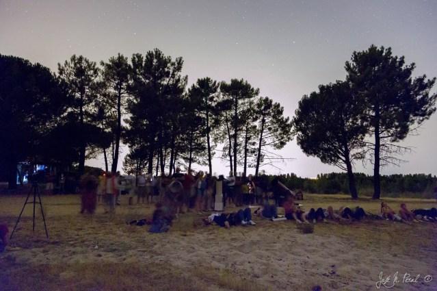Noche de las Estrellas de 2013. Foto: José Vidal