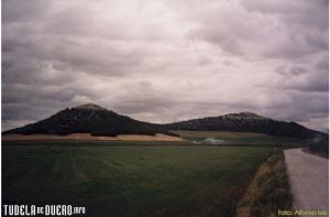 La Mambla y la Cuchilla. Foto: Alfonso Isla.