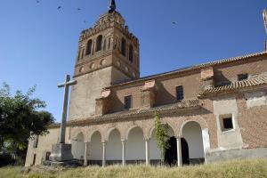 Iglesia de Nuestra Señora de La Asunción. Foto: Provincia de Valladolid