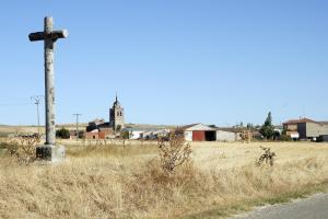 Vista general de Puras. Foto: Provincia de Valladolid