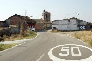 Vista general de Ramiro. Foto: Provincia de Valladolid.