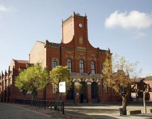 Ayuntamiento Becerril. Foto: web Ayt. Becerril