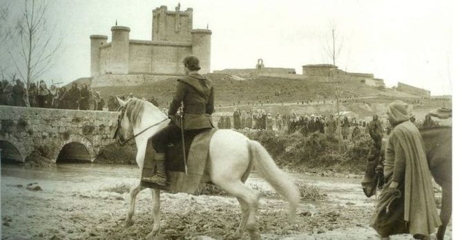 Resultado de imagen de torrelobatón castillo