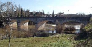 Puente de Tudela de Duero. Siglo XX