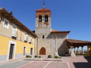 Iglesia Parroquial de San Pedro Apóstol. Foto: Web Ayuntamiento Zaratán